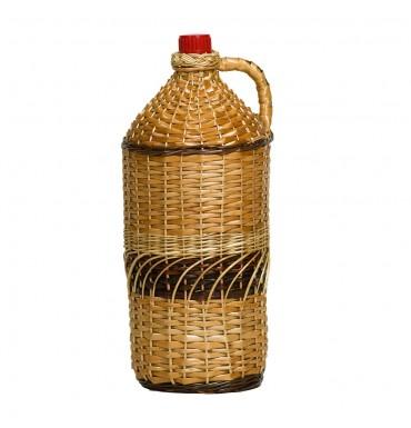 Бутылка «Симон» 7л, в оплетке