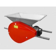 Дробилка без гребни отделителя для винограда электрическая