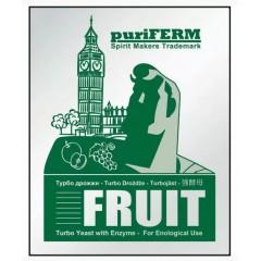Турбо-дрожжи PuriFerm Fruit Turbo, 50 г