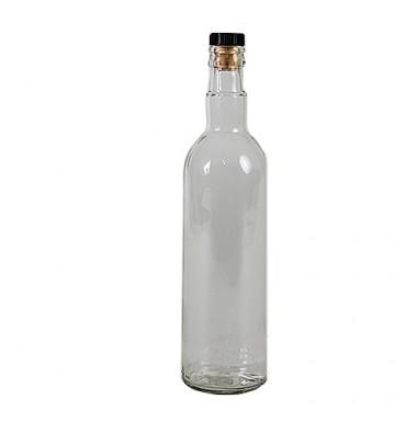 """Бутылки """"Гуала"""" 0,7 л (16 шт.) с пробками"""