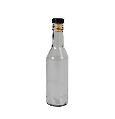 """Бутылки """"Винт"""" 0,25 л (25 шт.) с пробками"""